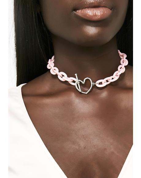 Dollhouse Chain Choker