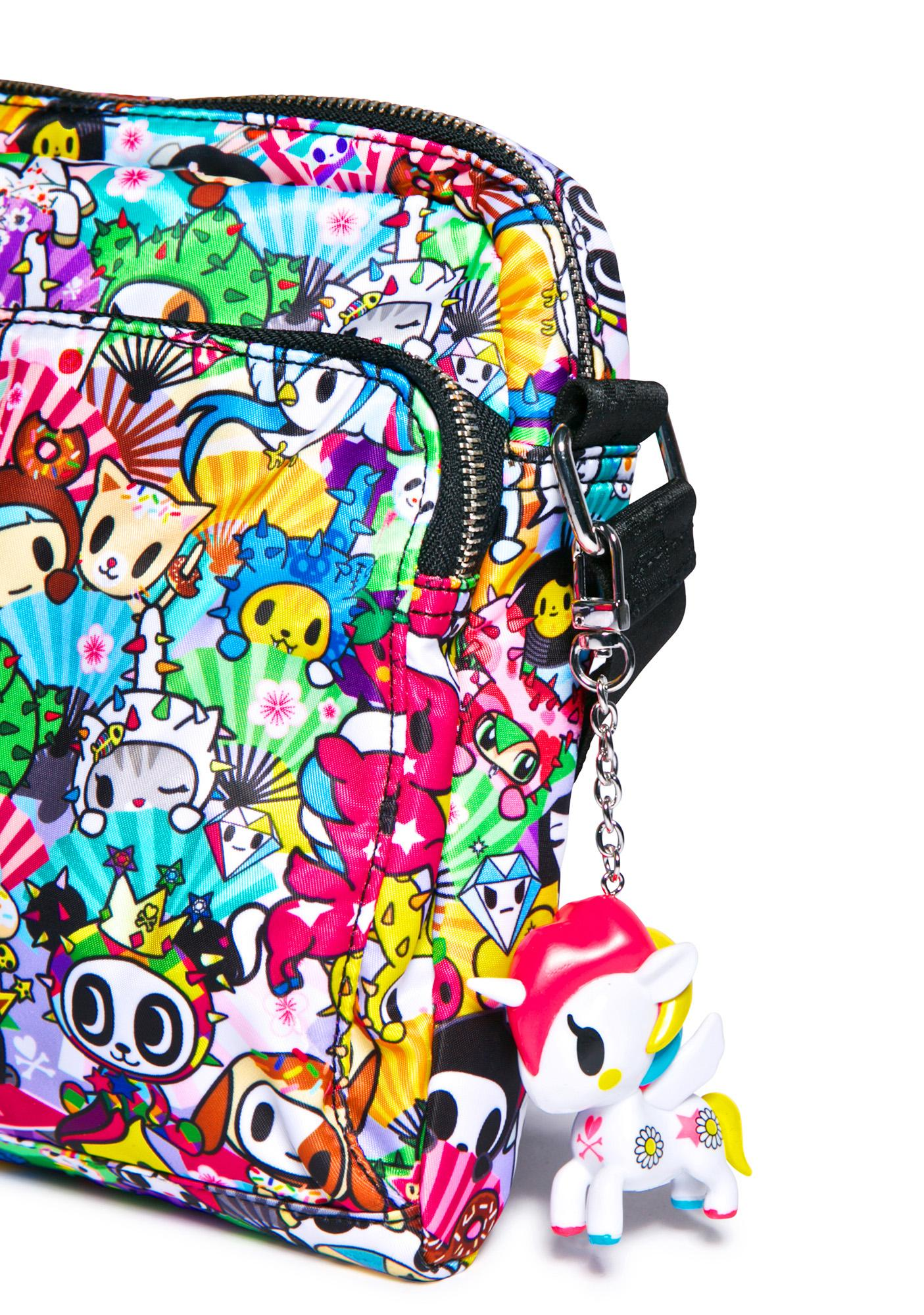 Tokidoki Superfan Crossbody Bag