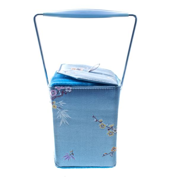 Blossom Chow Time Takeout Purse