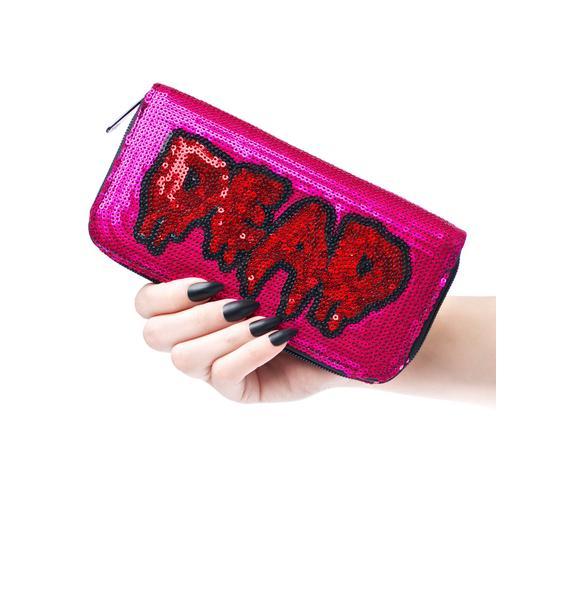 Iron Fist Dead Broke Wallet