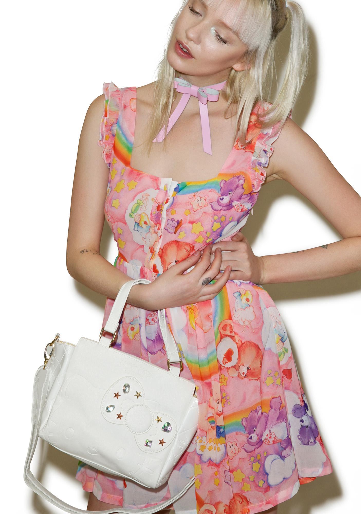 Sanrio Brilliant Bow Hello Kitty Shoulder Bag