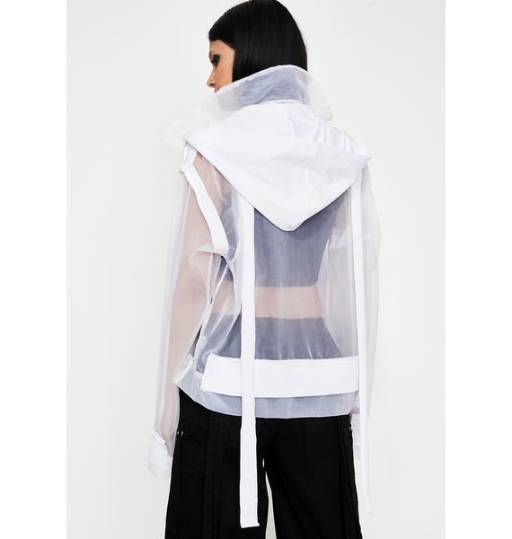 Dance Trance Hooded Jacket