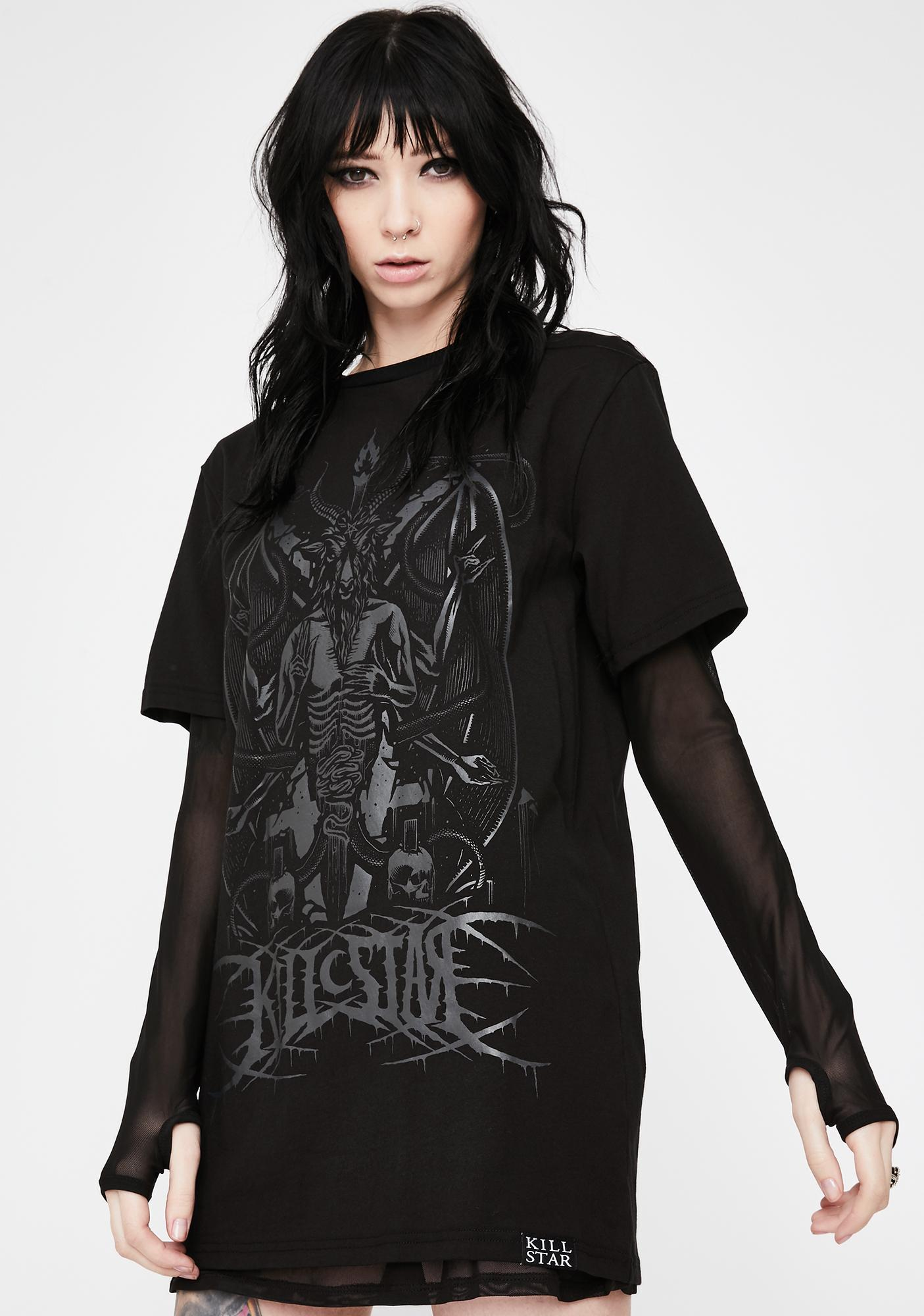 Killstar Dark Prince Graphic Tee