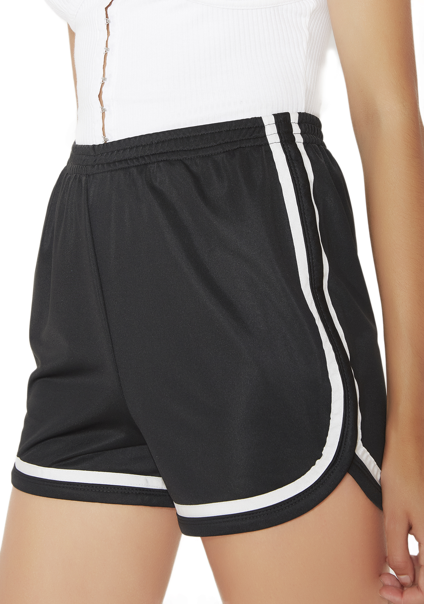 On The Go Athletic Shorts