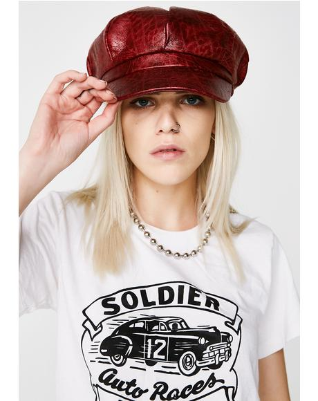 Trouble Hunter Biker Hat