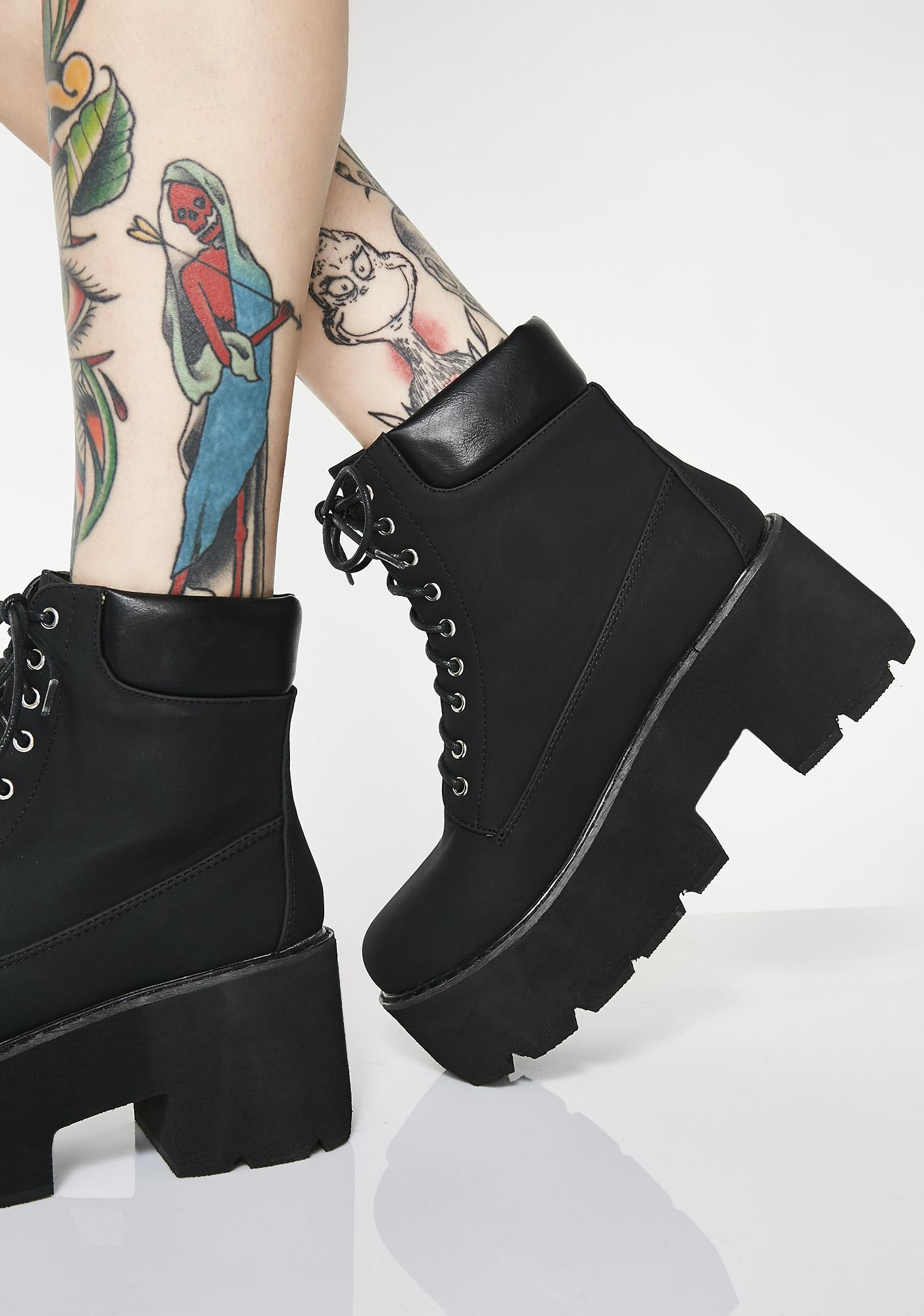 Stacks On Stacks Boots