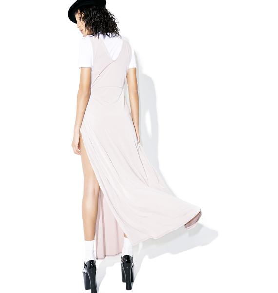 Cursed By Love Maxi Dress