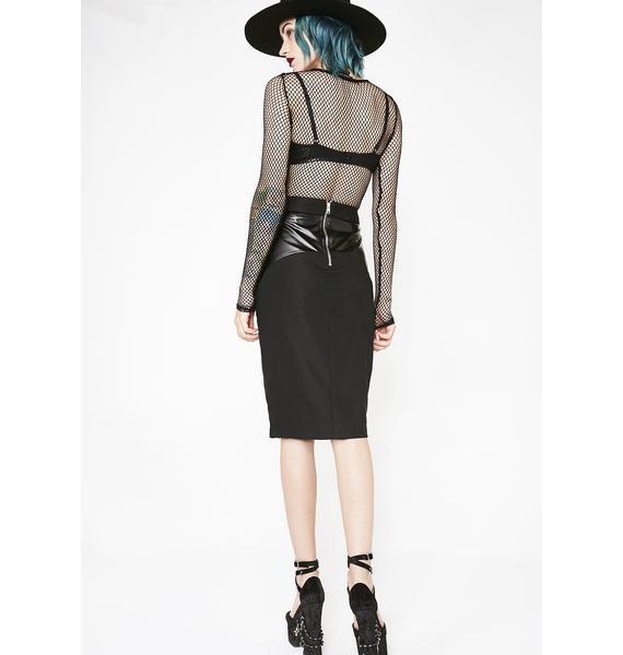 Disturbia Dissension Skirt