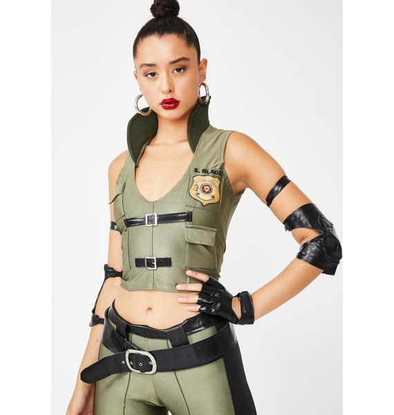 Deadly Alliance Costume Set