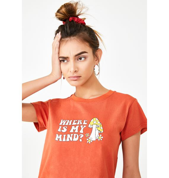 Valfré Where Is My Mind Graphic Tee