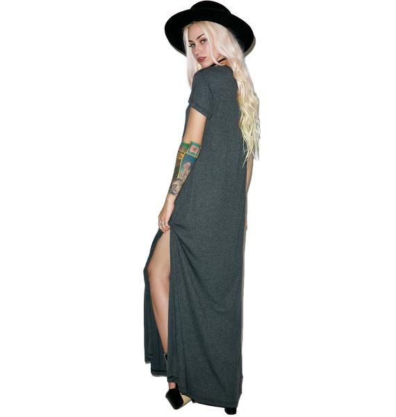Wildfox Couture Once In A Blue Moon Journey Dress