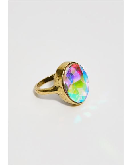 Mystic Rainbow Ring