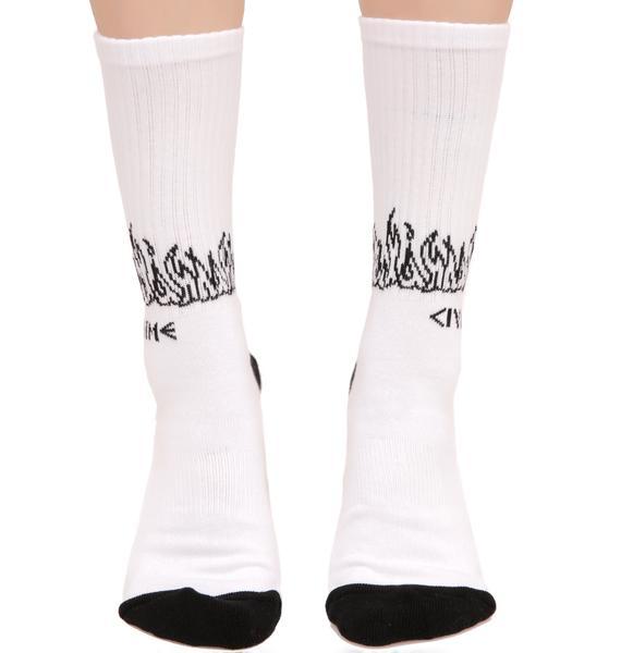 Civil Clothing Creeps Socks