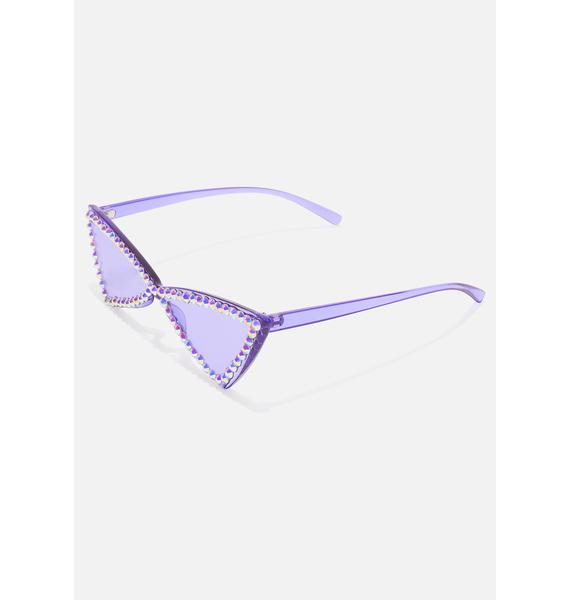 In My Dreams Cat Eye Sunglasses