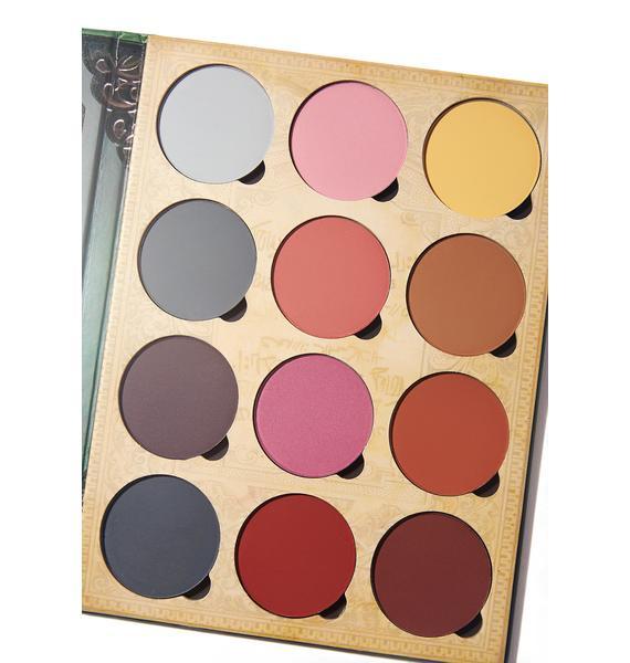 Lunatick Cosmetic Labs Pro Contour Book Palette V2