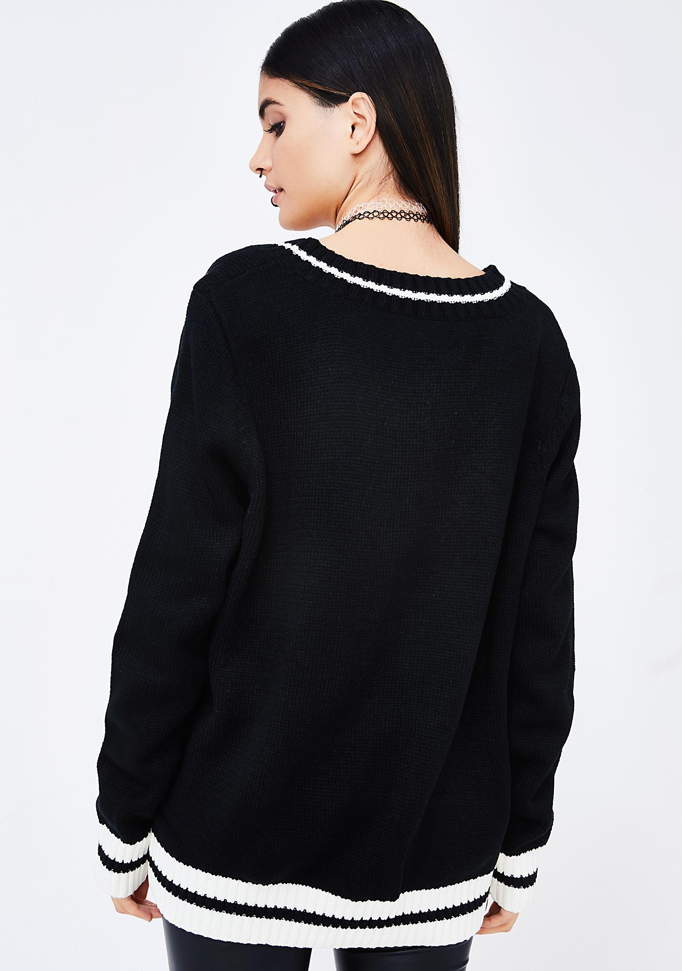 Home Body Knit Sweater