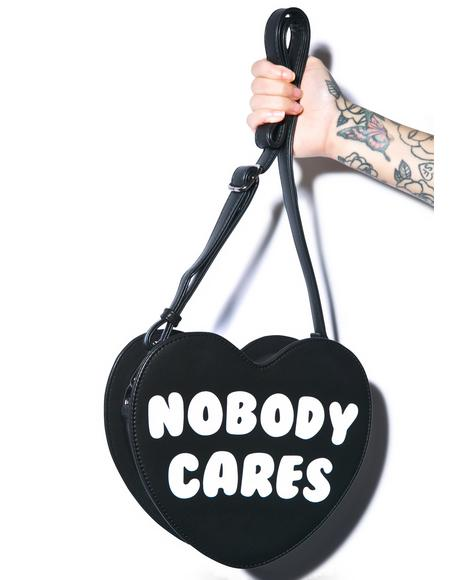 Nobody Cares Handbag