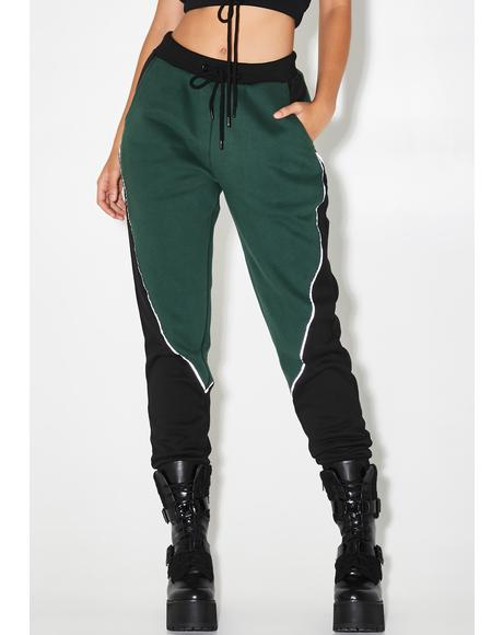 Make The Team Reflective Joggers