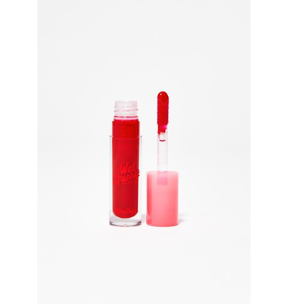 Lime Crime Maraschino Cherry Wet Cherry Gloss