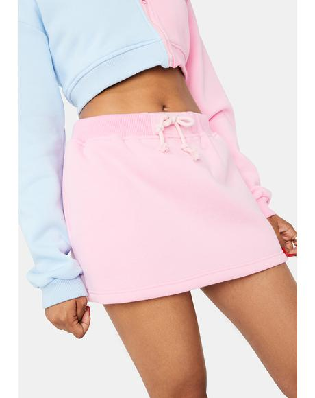 True Confessions Sweat Skirt