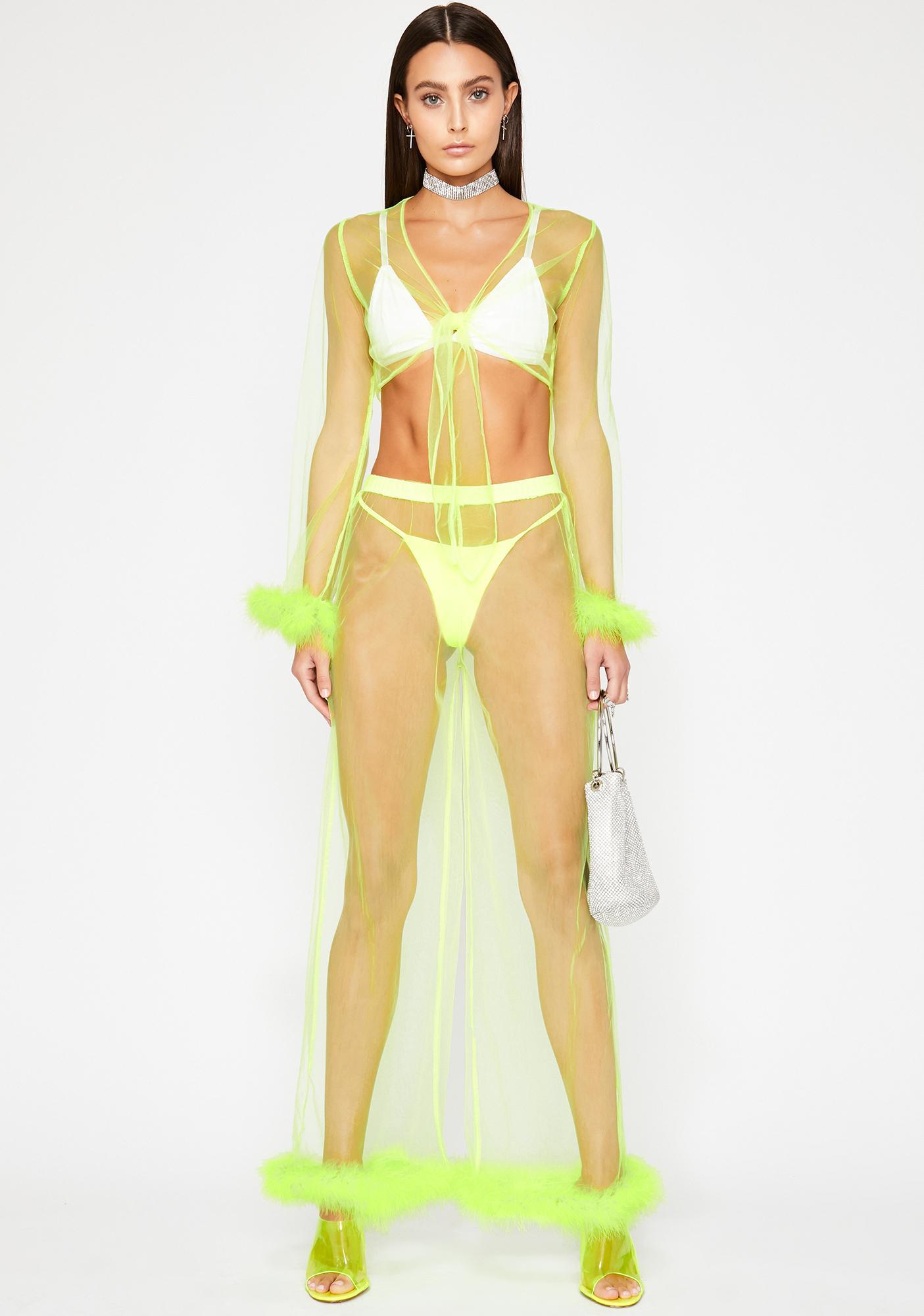 Slime Miss Divine Sheer Set