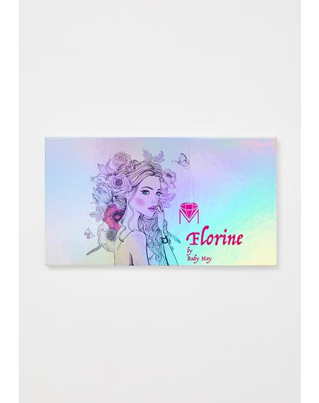 Florine Eyeshadow Palette