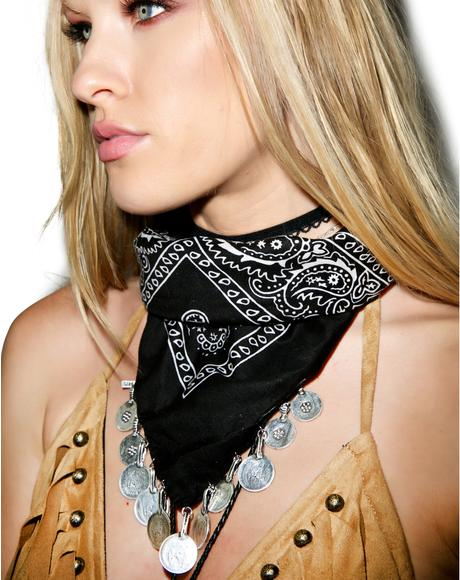 The Harper Coin Bandana