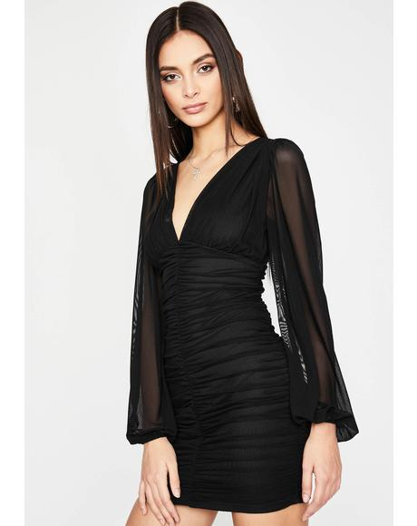 Wishful Thinking Mini Dress