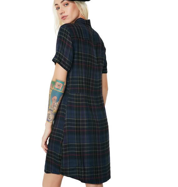 Obey Elina Dress