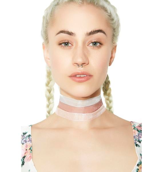 Pastel Princess Choker Set