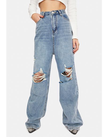 Casper Boyfriend Jeans
