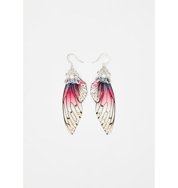 Spirit Social Drop Earrings