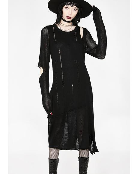 Banshee Jumper Dress