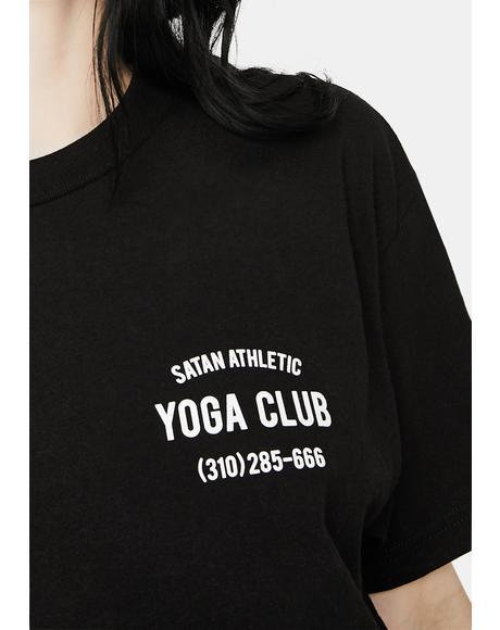 Yoga Club Graphic Tee