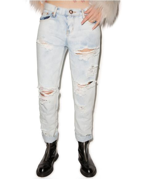 Anarchy Baggies Pants