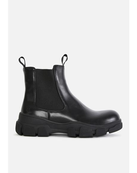 Abyss Chelsea Boots