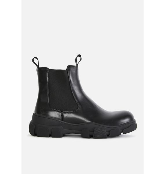 Koi Footwear Abyss Chelsea Boots