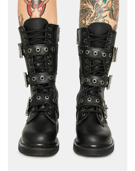 Bolt Combat Boots