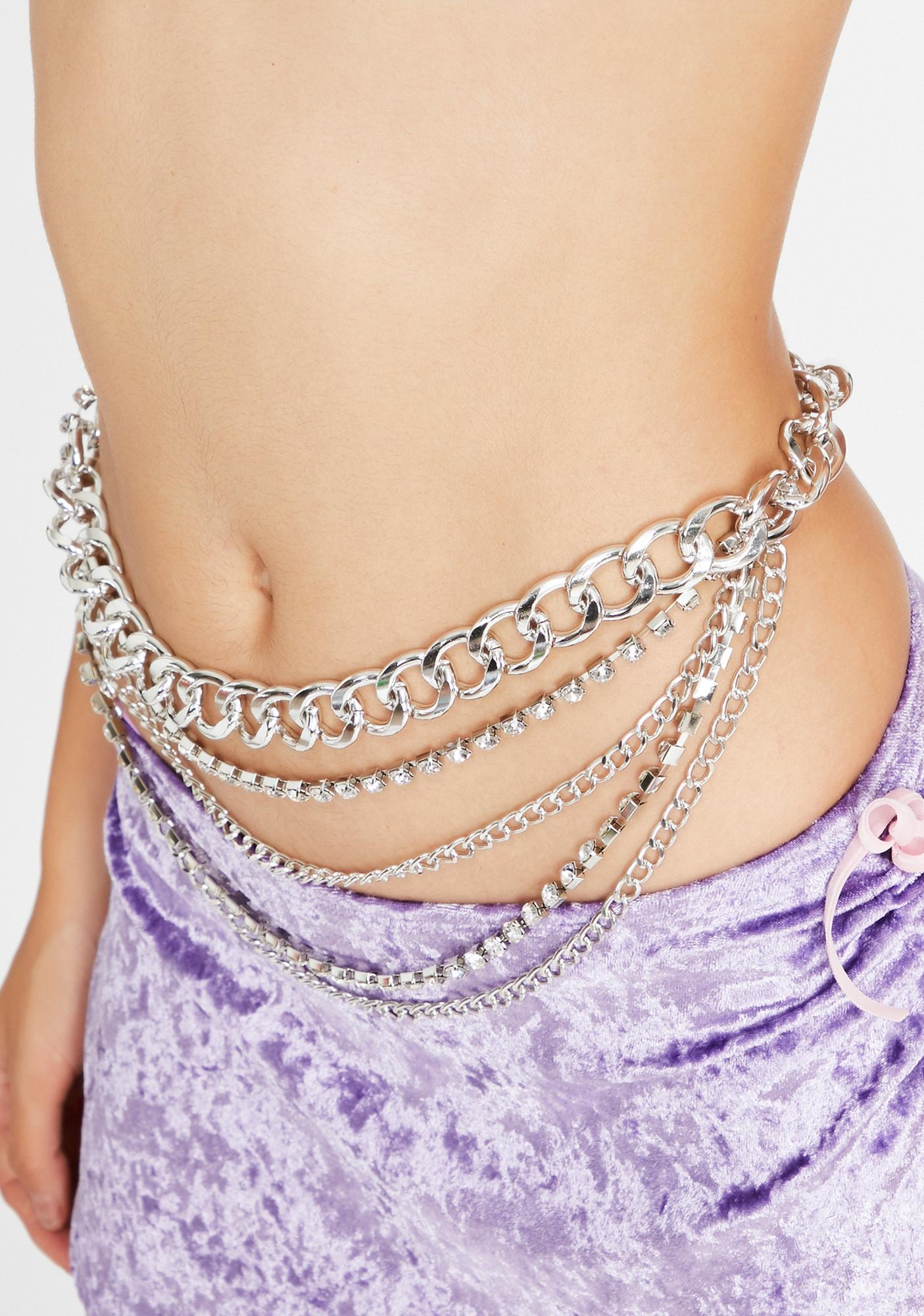 Locked By Lust Body Chain