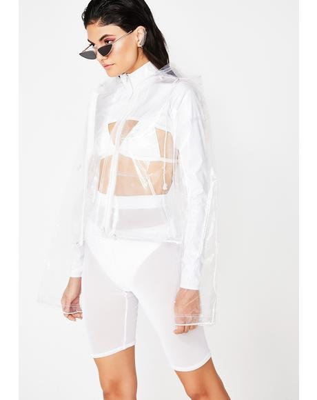 Clear Intentions PVC Jacket