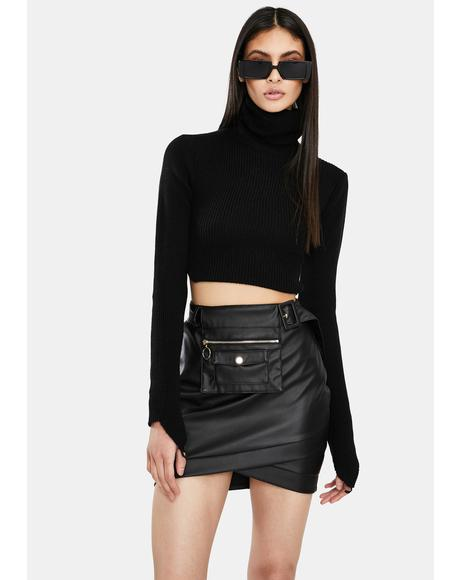 Make A Play Utility Belt Mini Skirt