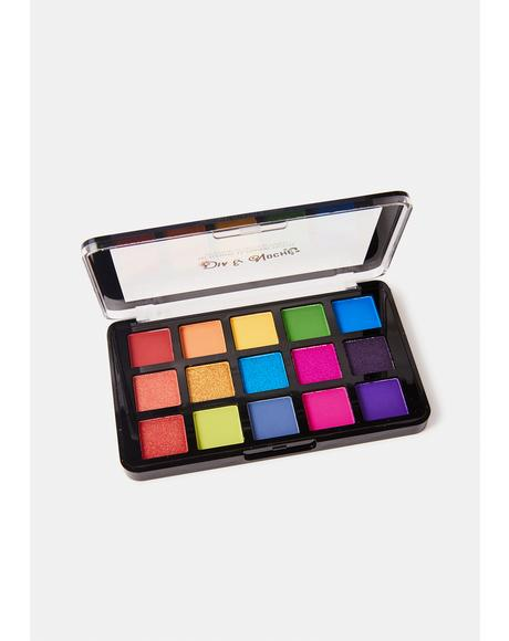 Peak Time Eye Shadow Palette