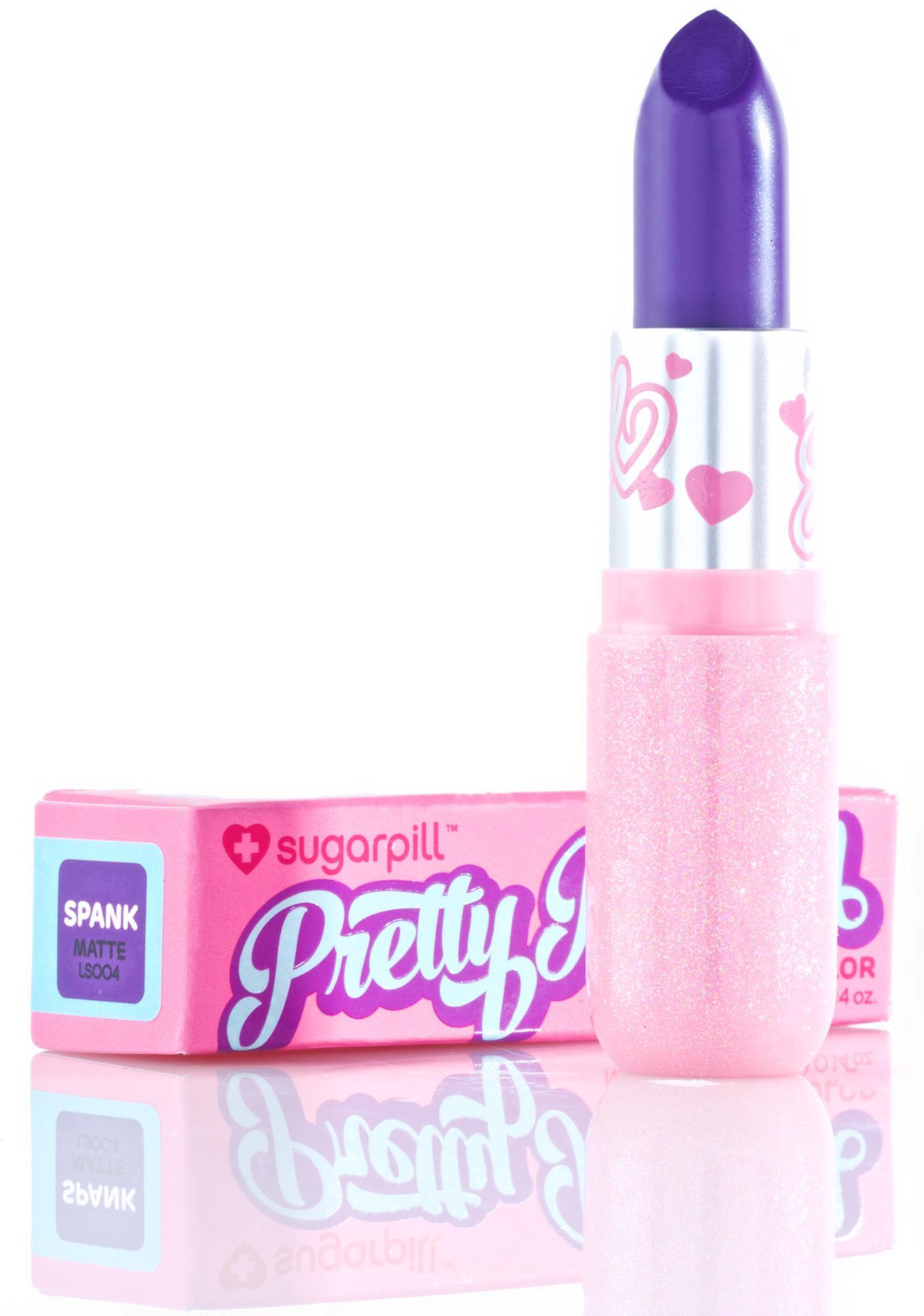 Sugarpill Spank Pretty Poison Lipstick