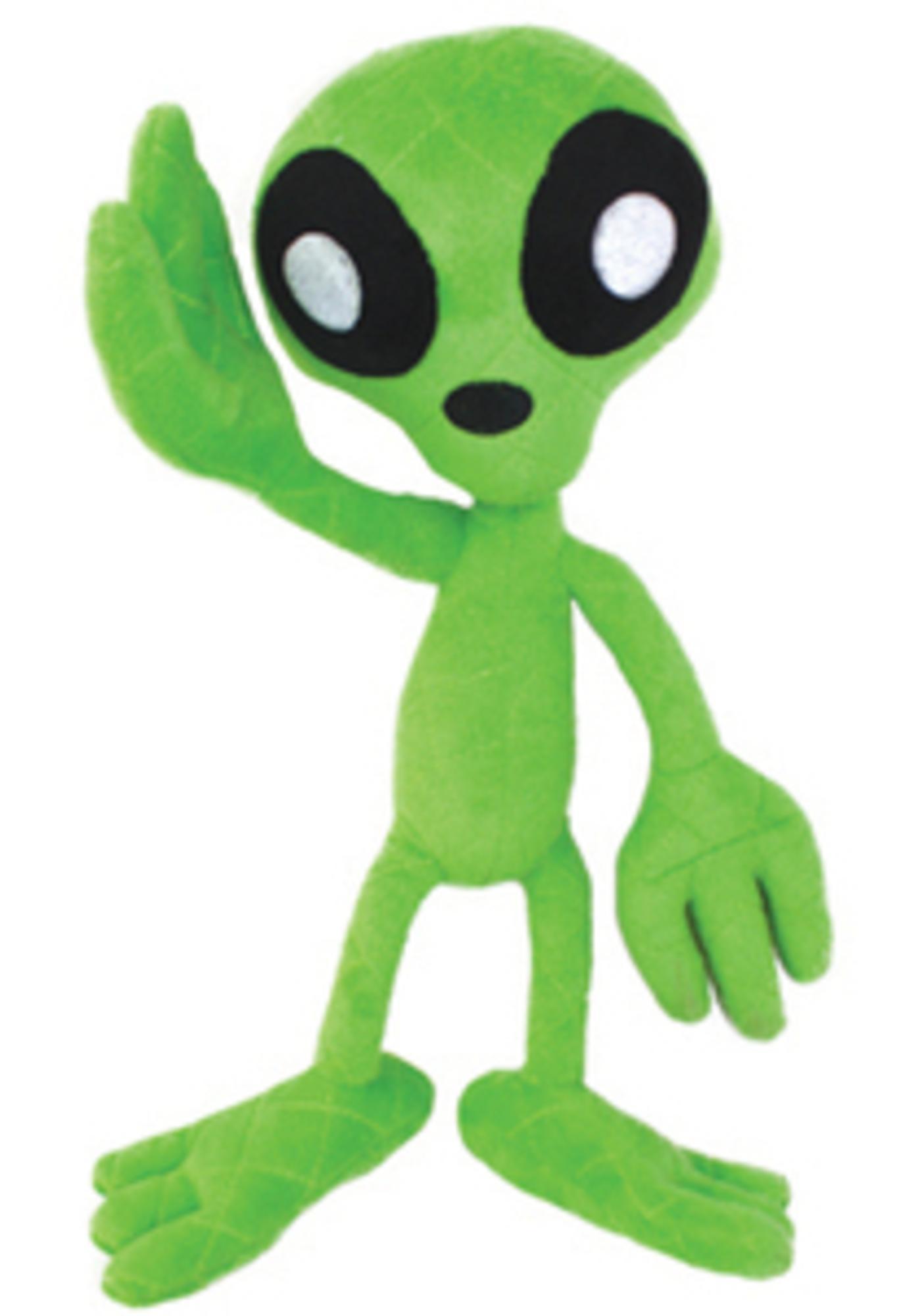 Albert Alien Mighty Dog Toy