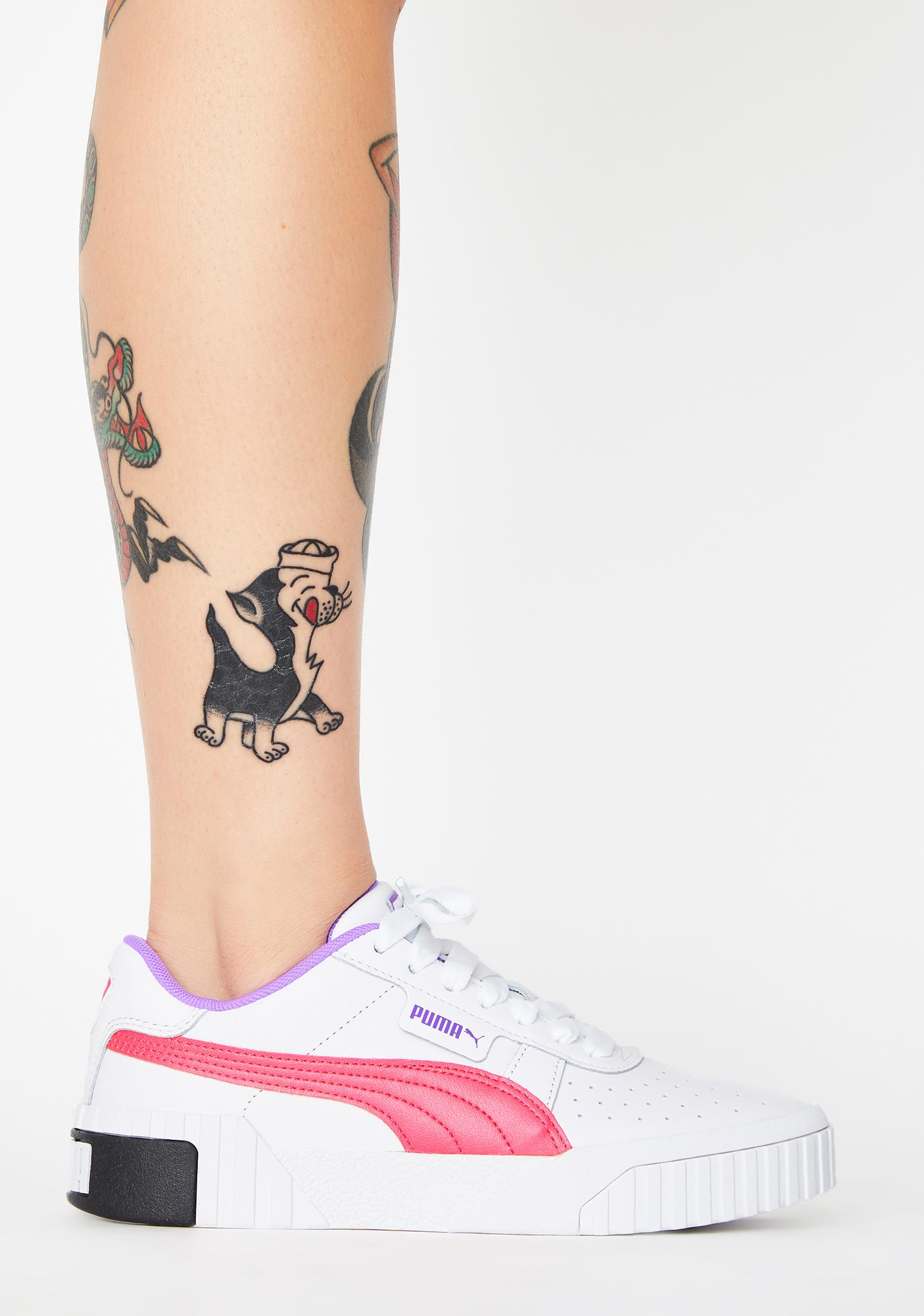 PUMA Cali Chase Sneakers