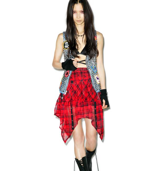 Neu Punk Skirt
