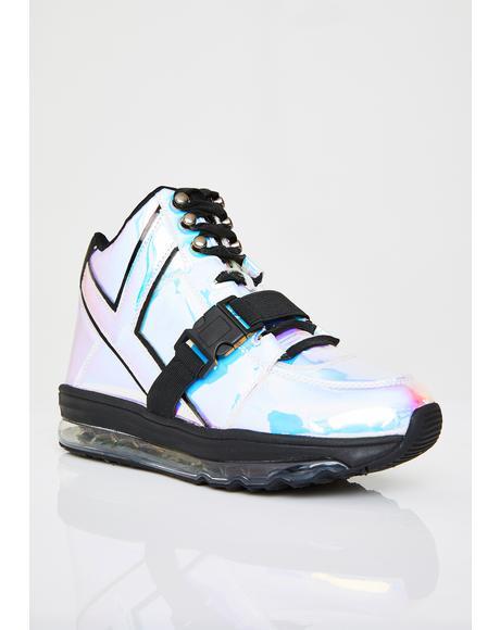 Qozmo Aiire Platform Sneakers