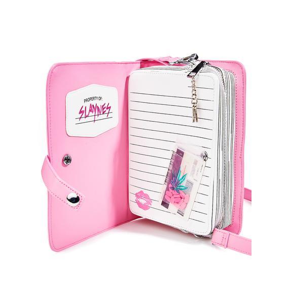 Sugarbaby Secret Diary Purse