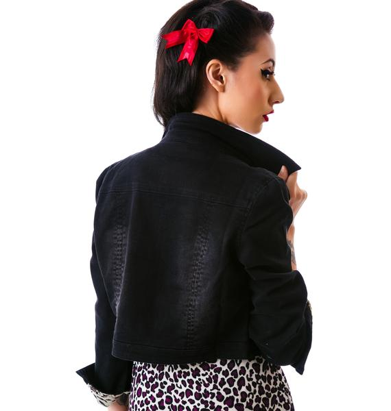 Sourpuss Clothing Eisenhower Jacket