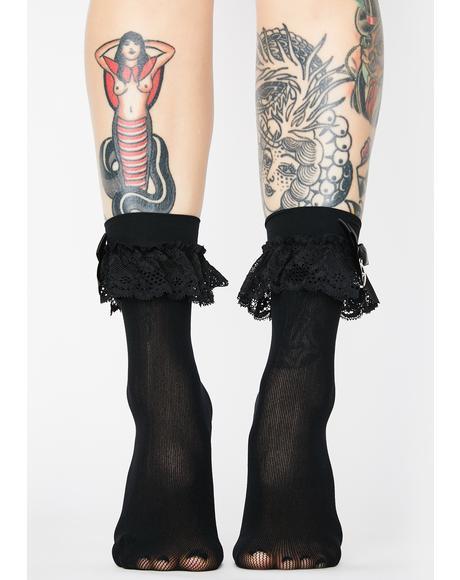 Hextra Lace Socks